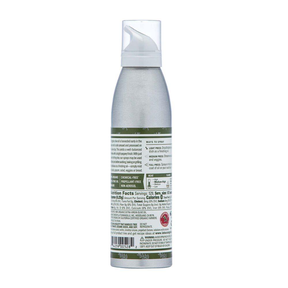 La Tourangelle Organic Extra Virgin Olive Oil Spray