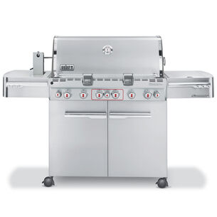 Weber® Summit S-670 Natural Gas Grill