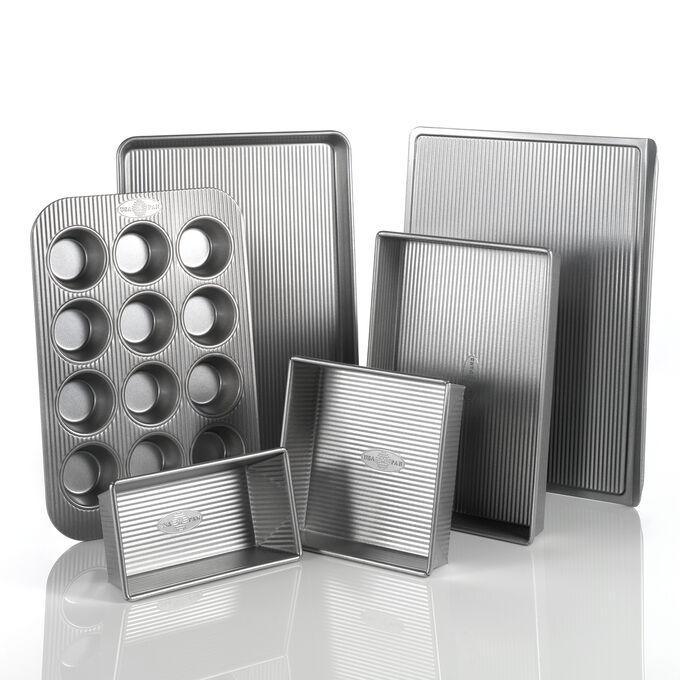 USA Pan 6-Piece Bakeware Set