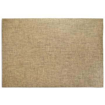 Chilewich Basketweave Floor Mat, Bark