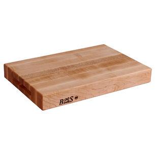 John Boos & Co. Maple Edge-Grain Cutting Board