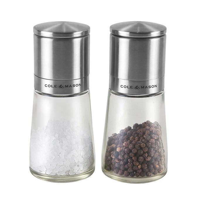 Cole & Mason Clifton Salt and Pepper Grinder Gift Set