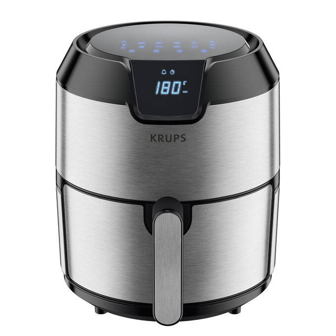 Krups Stainless Steel Easy Fry Dx Digital Air Fryer, 4.4 qt.