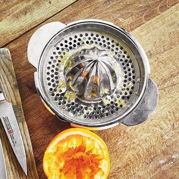 Sur La Table Stainless Steel Citrus Juicer, 13 oz.