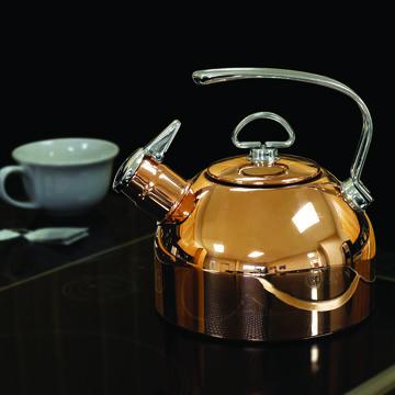 Chantal Copper Classic Teakettle