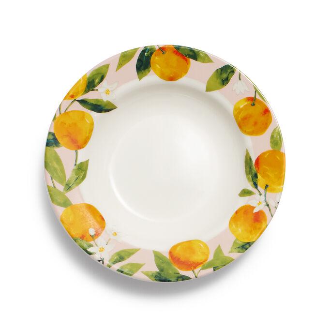Citrus Soup Plate