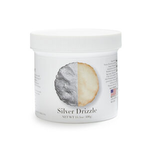 Cake Craft Metallic Drizzle, 7 oz.