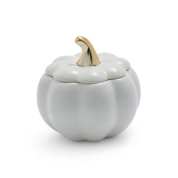 Figural Pumpkin Soy Candle, 5 oz.