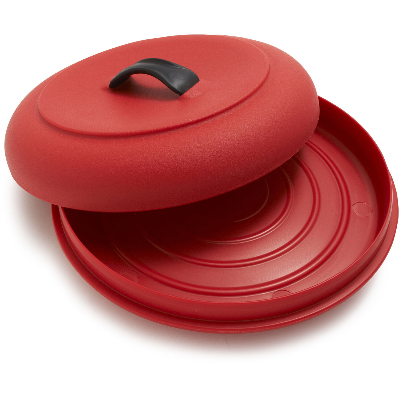Black Dexas Extra Large Microwavable Tortilla Warmer