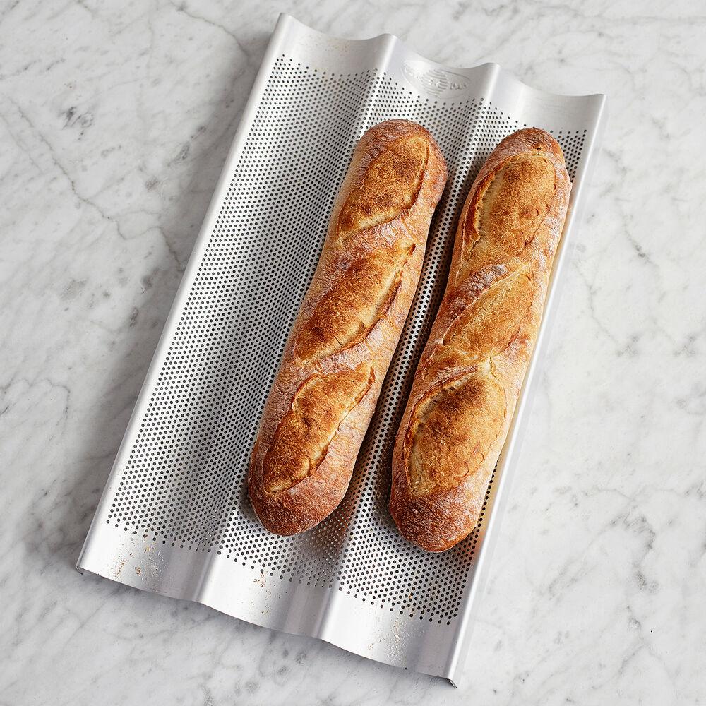 Sur La Table Triple French Baguette Pan