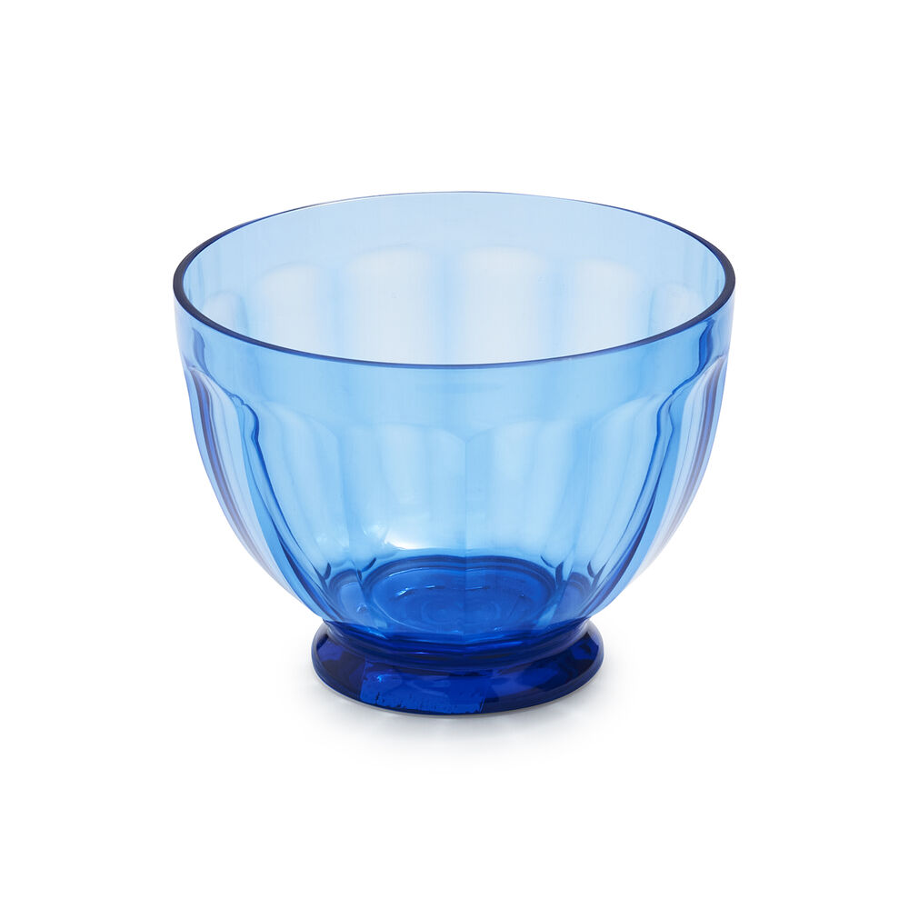 Footed Acrylic Bowl