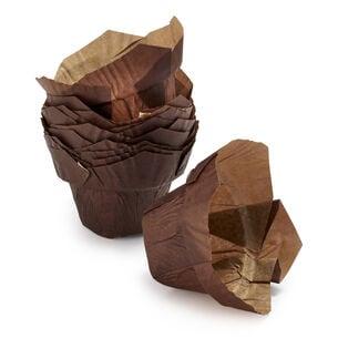 PaperChef Parchment Lotus Cups, Set of 12