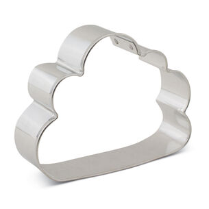Cloud Cookie Cutter, 3.75""