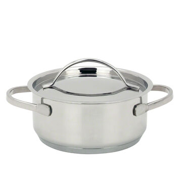 Demeyere RESTO Mini Dutch Ovens with Lids, Set of 4