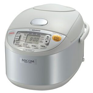 Umami Rice Cooker & Warmer, 5½ cup