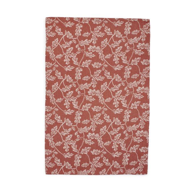 "Acorn Jacquard Kitchen Towel, 30"" x 20"""