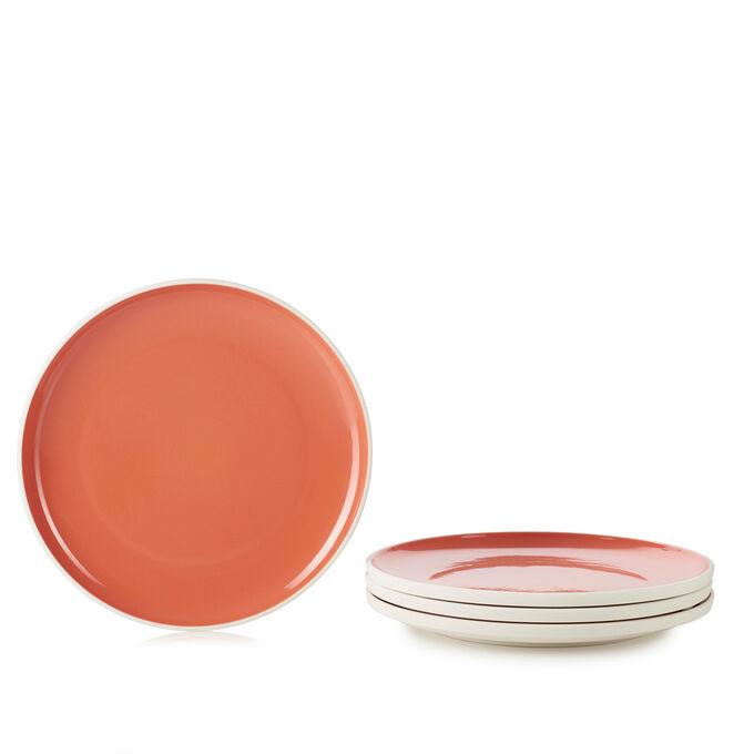 Revol Color Lab Dinner Plates, Set of 4