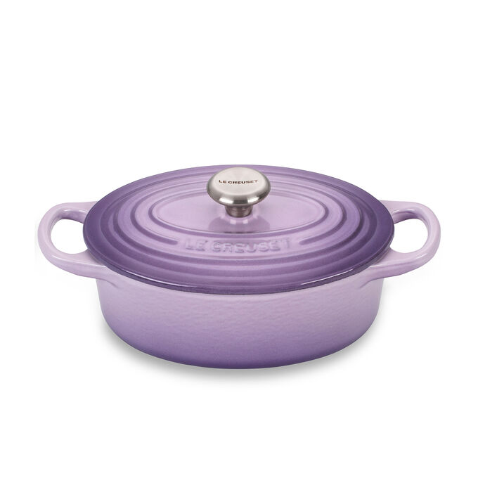 Le Creuset Signature Oval French Oven, 1 qt.