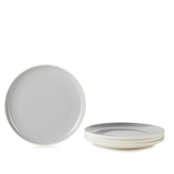 Revol Color Lab Salad Plates, Set of 4