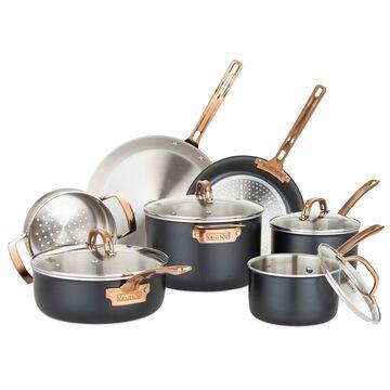 Viking Tri-Ply 11-Piece Cookware Set