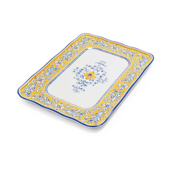 """Mercado Rectangle Platter, 18.5"""""""