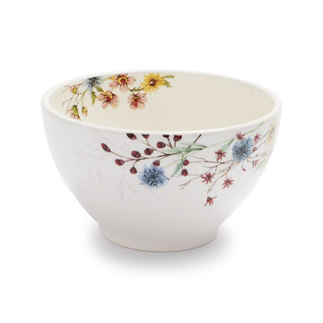 Wildflower Cereal Bowl