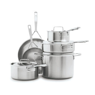 Demeyere Essential5 Cookware, Set of 10