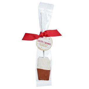 Saxon's Salted Caramel Hot Chocolate Marshmallow Stir Stick