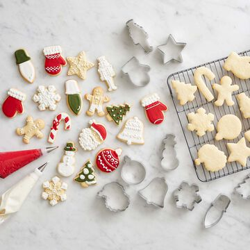 Ultimate Holiday Cookie Cutter Set