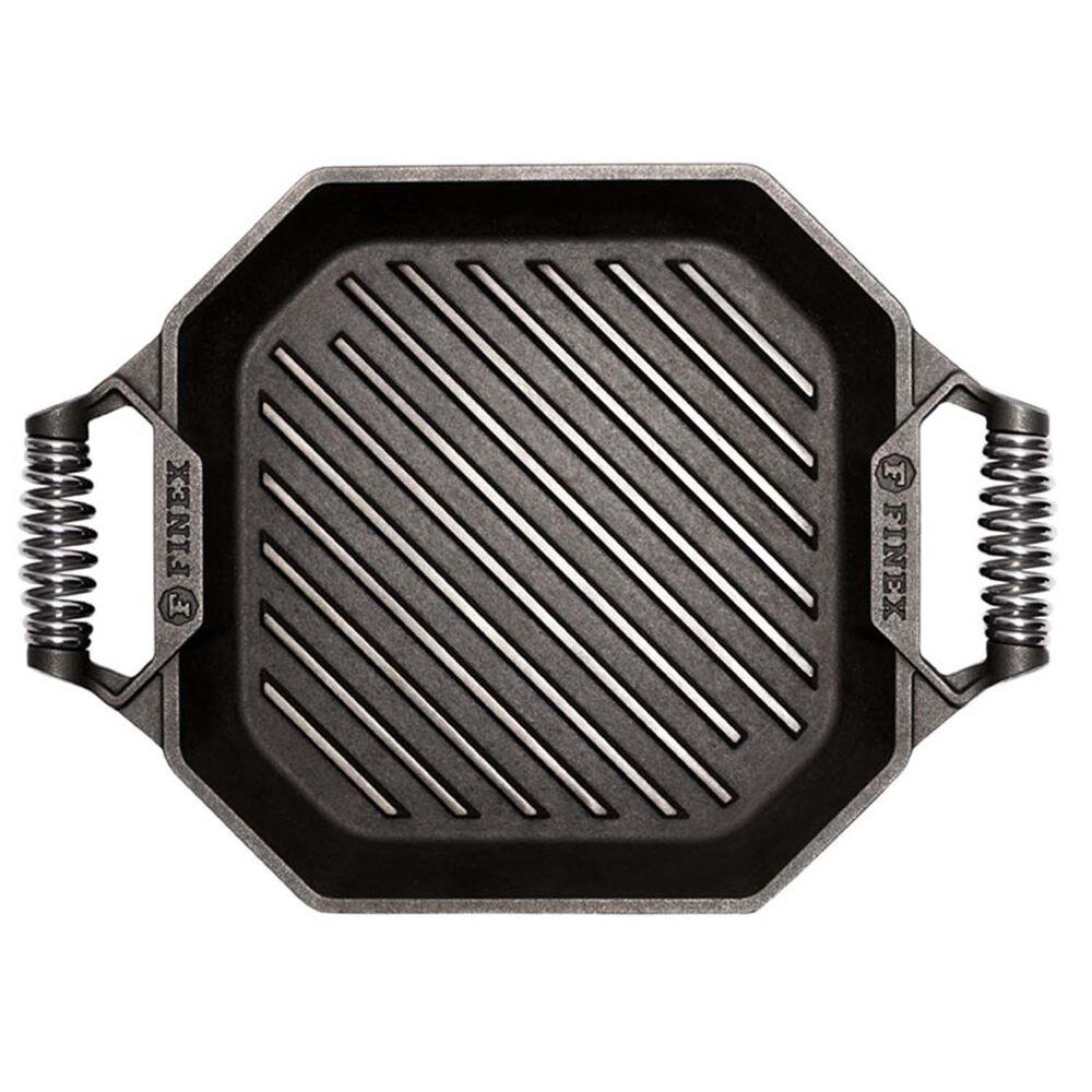 FINEX Cast Iron Grillet Pan