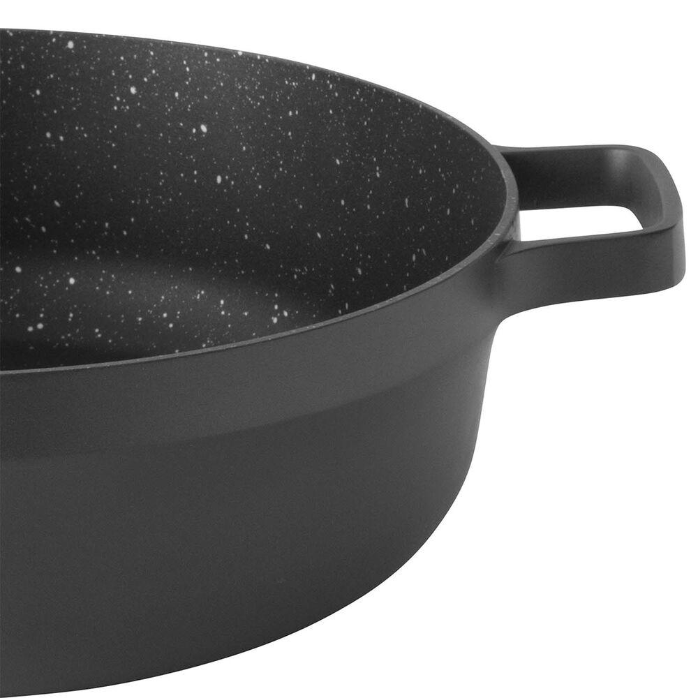 Berghoff Gem Nonstick Double-Handled Sauté Pan with Lid, 4.9 qt