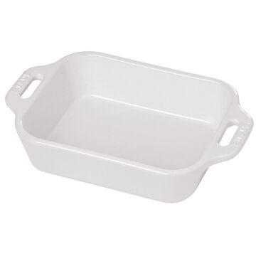 "Staub Ceramic Rectangular Baking Dish, 13.5"" x 9.75"""
