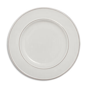 Noir Salad Plate
