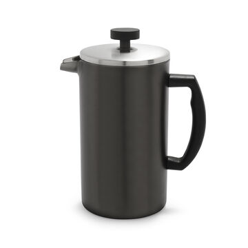Double-Wall Stainless Steel French Press, 8 Cup