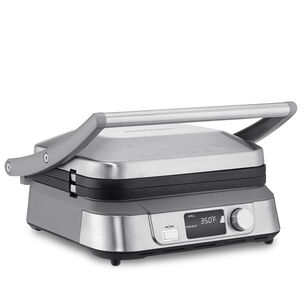 Cuisinart LCD-Screen Griddler Five