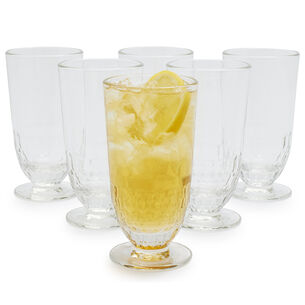 La Rochère Artois Iced Tea Glasses, Set of 6