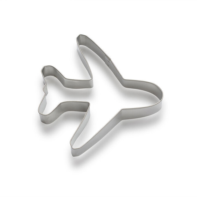 Airplane Cookie Cutter, 4.5""