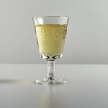 La Rochère Fleur de Lys Wine Glass, 8 oz.