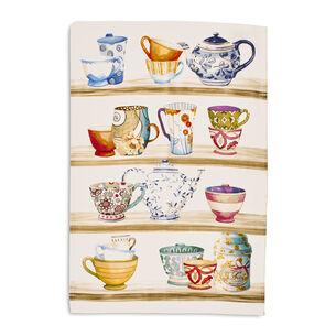"Tea Time Kitchen Towel, 28"" x 20"""