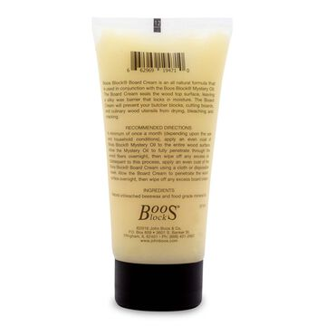 John Boos 5oz Beeswsax Board Cream, 3 pack