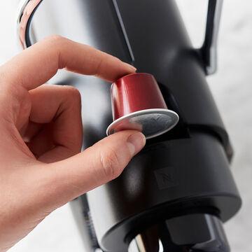 Nespresso Pixie by Breville Espresso Machine with Aeroccino Milk Frother