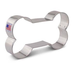 """Dog Bone Cookie Cutter, 5"""""""