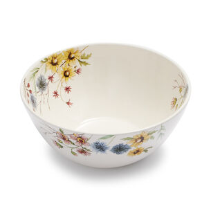 Wildflower Serving Bowl