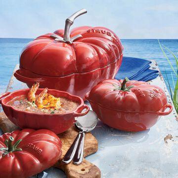 Staub Tomato Cocotte, 3 qt.