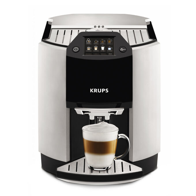 Krups Barista One-Touch Auto Cappuccino Machine