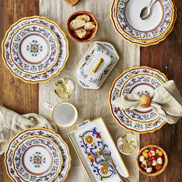 Nova Deruta Dinner Plate