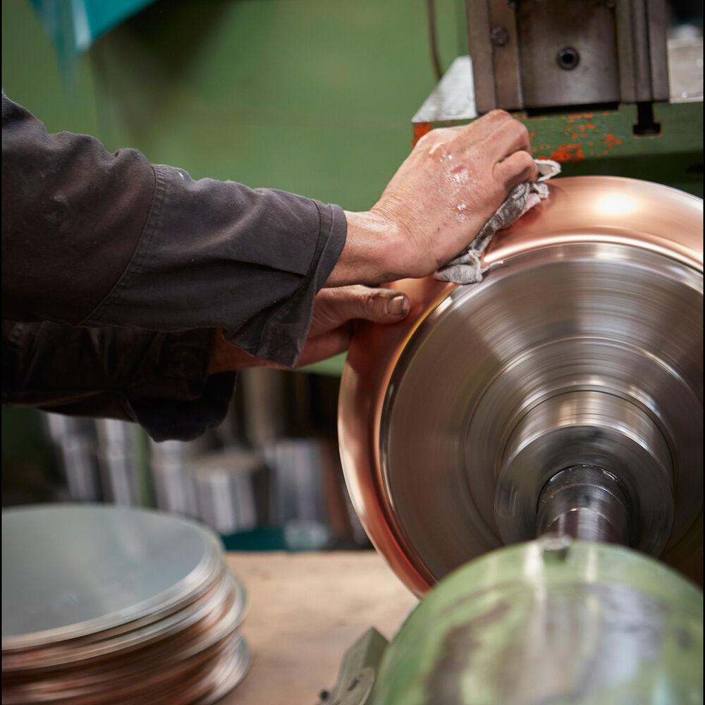 Jacques Pépin Copper Oval Skillet