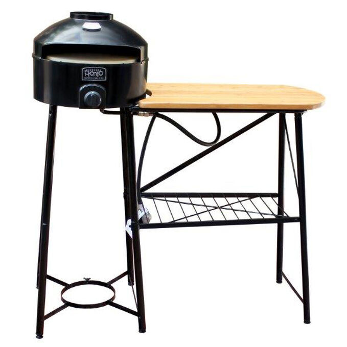 Pizzeria Pronto Outdoor Pizza Oven Side Table