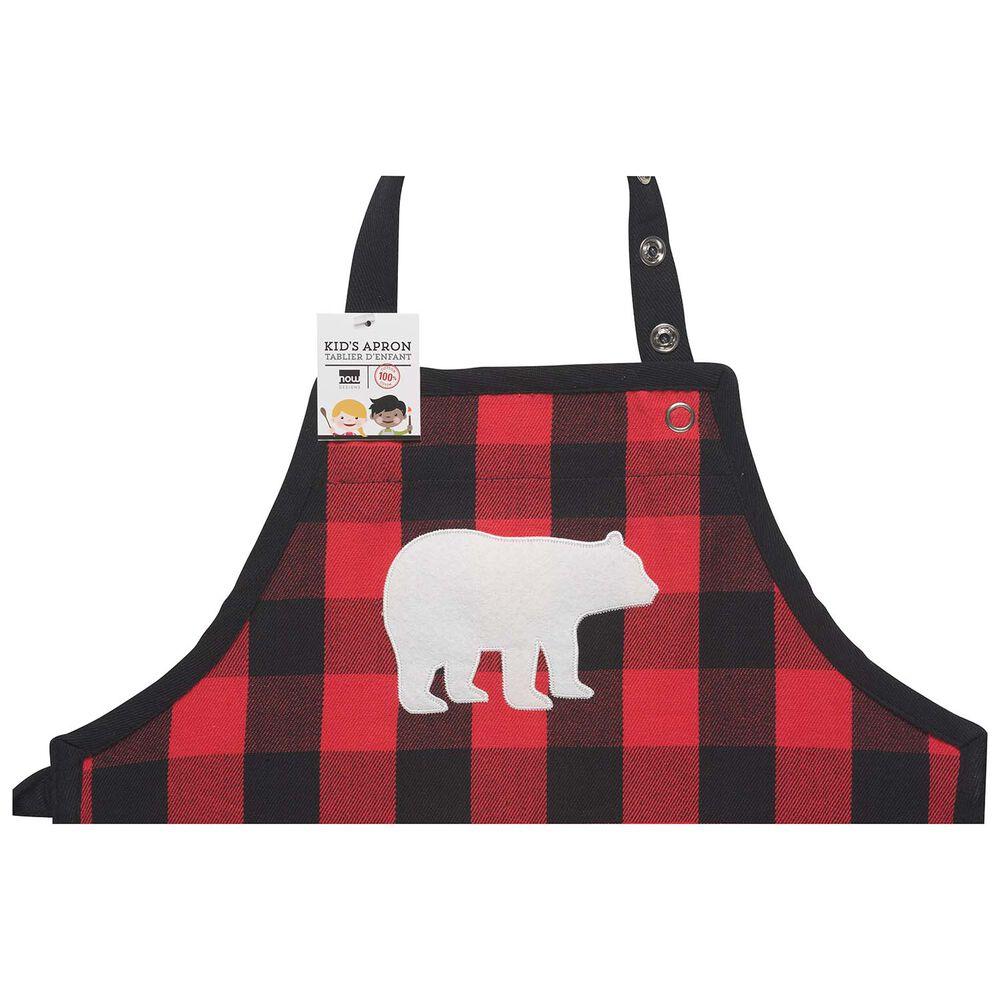 Buffalo Check Child's Apron
