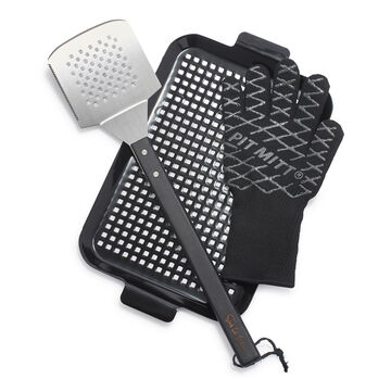 Sur La Table 3-Piece Grill Starter Set
